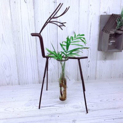 Deer Hydroponic Glass Planter