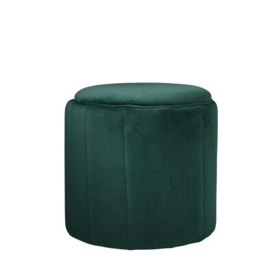 Forest Classic Pouffe